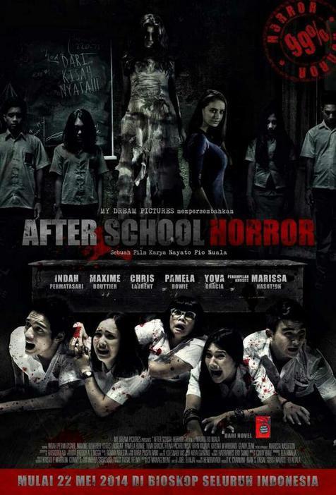 Ver After School Horror (2015) Online