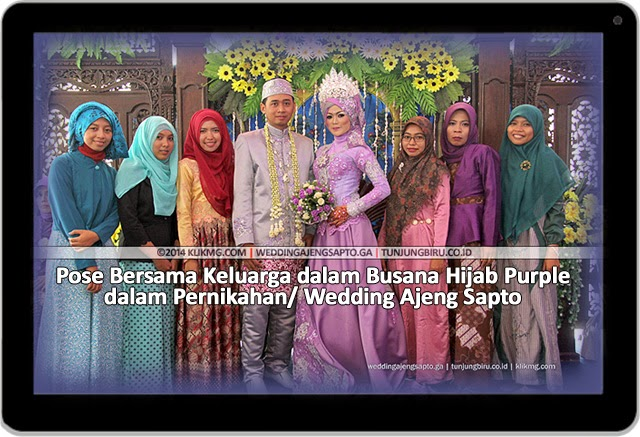 Wedding Ajeng Sapto | Tata rias oleh : Tunjungbiru.co.id | Foto oleh : Klikmg Fotografi