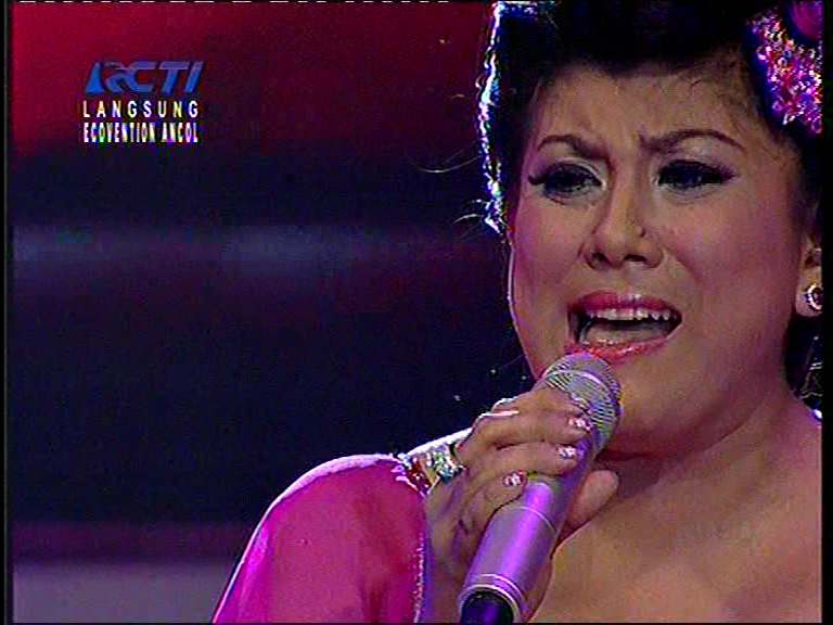 regina indonesian idol aku makin cinta