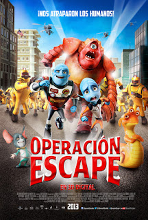 operacion escape audio latino