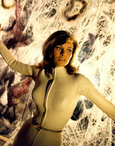 Las 50 primeras damas de la ciencia ficción