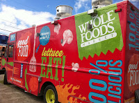 Whole Foods Truck