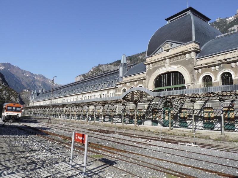 Estación de Cranfanc