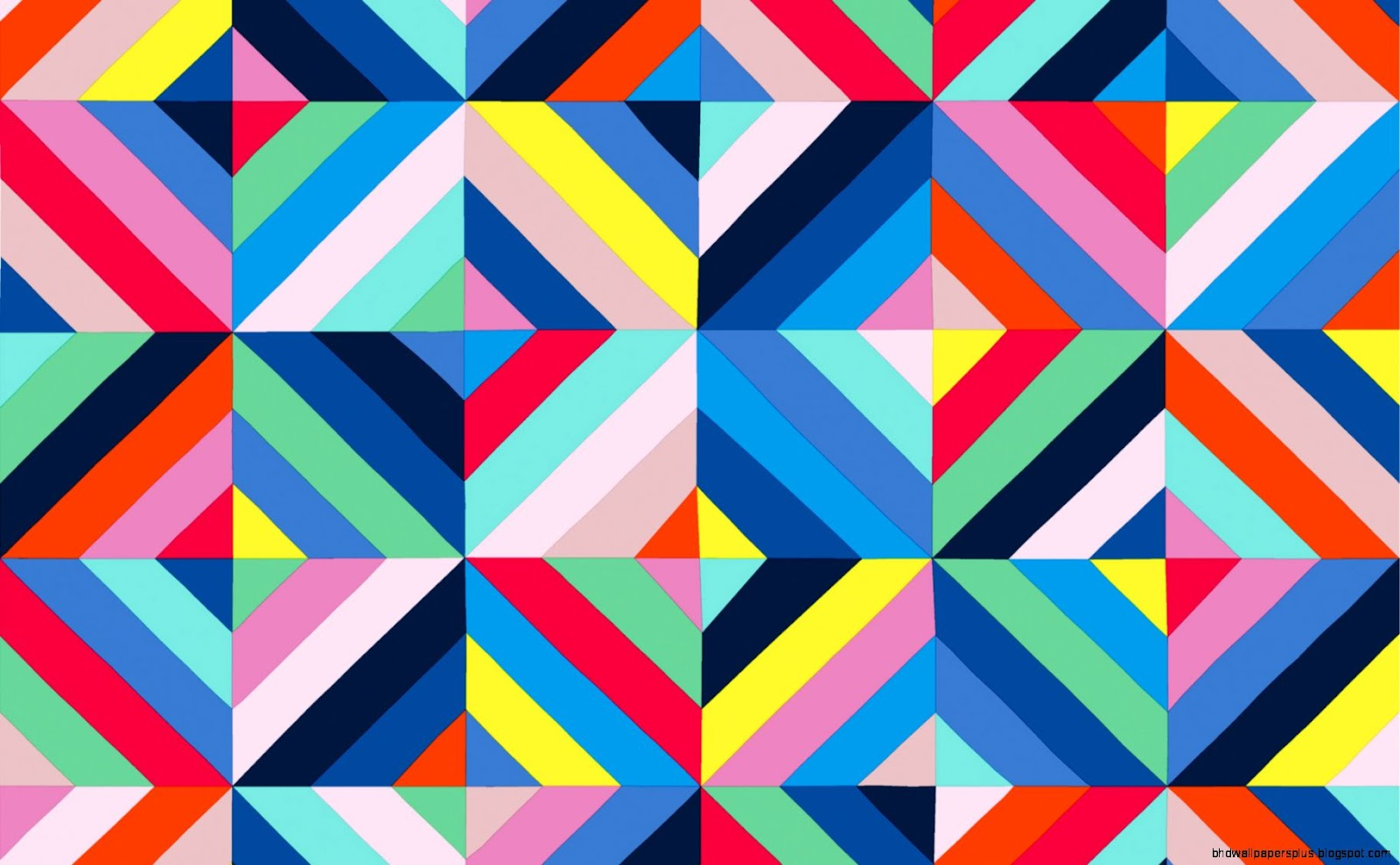 Geometric Pattern Desktop
