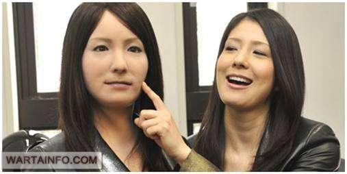 Robot Cantik Dari Jepang - wartainfo.com