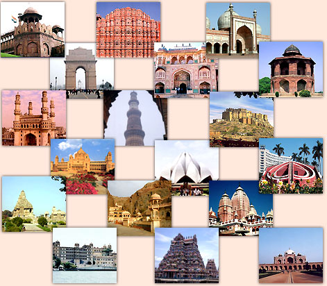 Journey in India Travel Destination