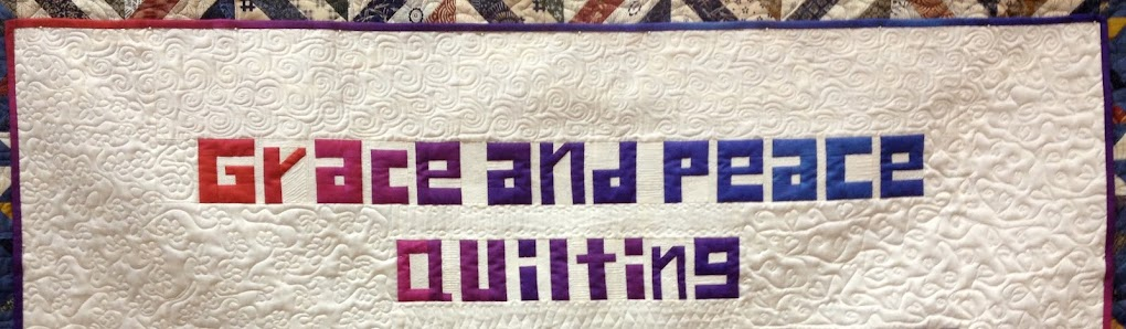 Grace and Peace Quilting
