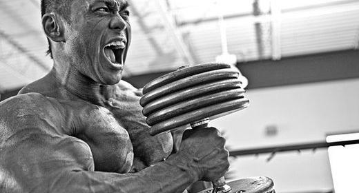 Braços gigantes, fugindo das normas - Parte 3 (Bíceps)