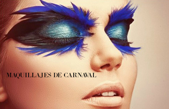 Maquillajes carnaval diy