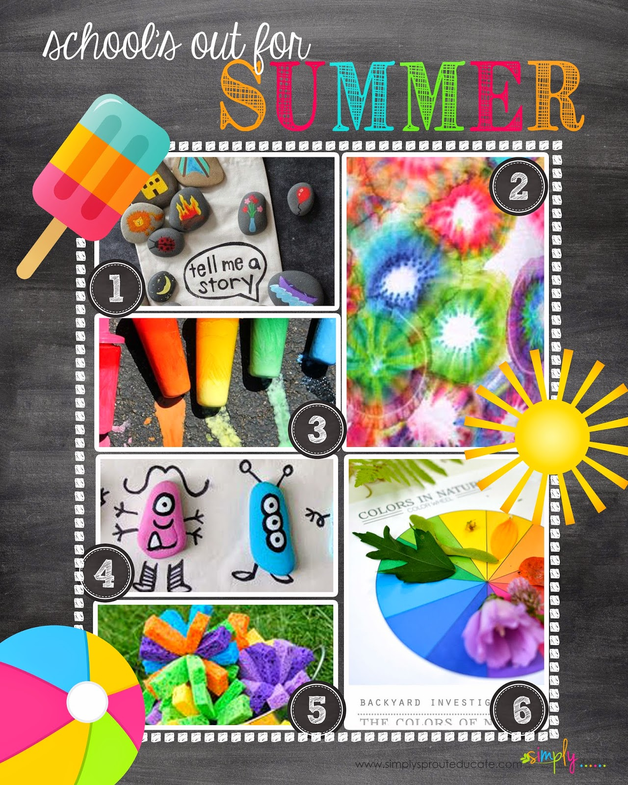 http://www.pinterest.com/marcylauren/summer-fun-with-kids/