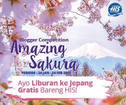 Blog Competition #HISAmazingSakura