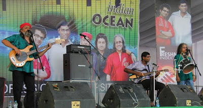Renowned Indian Ocean Band Artists Performing at LPU