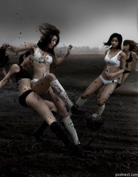 Imagenes De Chicas Jugando Al Futbol - Mujeres Futbol Imágenes De Archivo Vectores 123RF