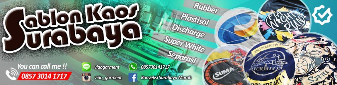 Sablon Kaos Surabaya 1