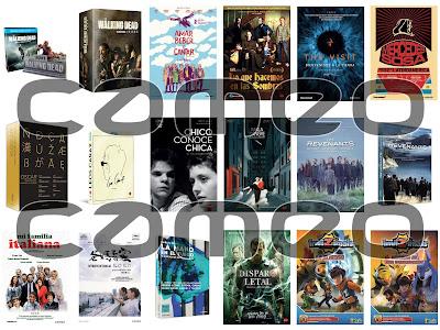 Lanzamientos de diciembre en DVD y Blu-ray de Cameo y Thagson