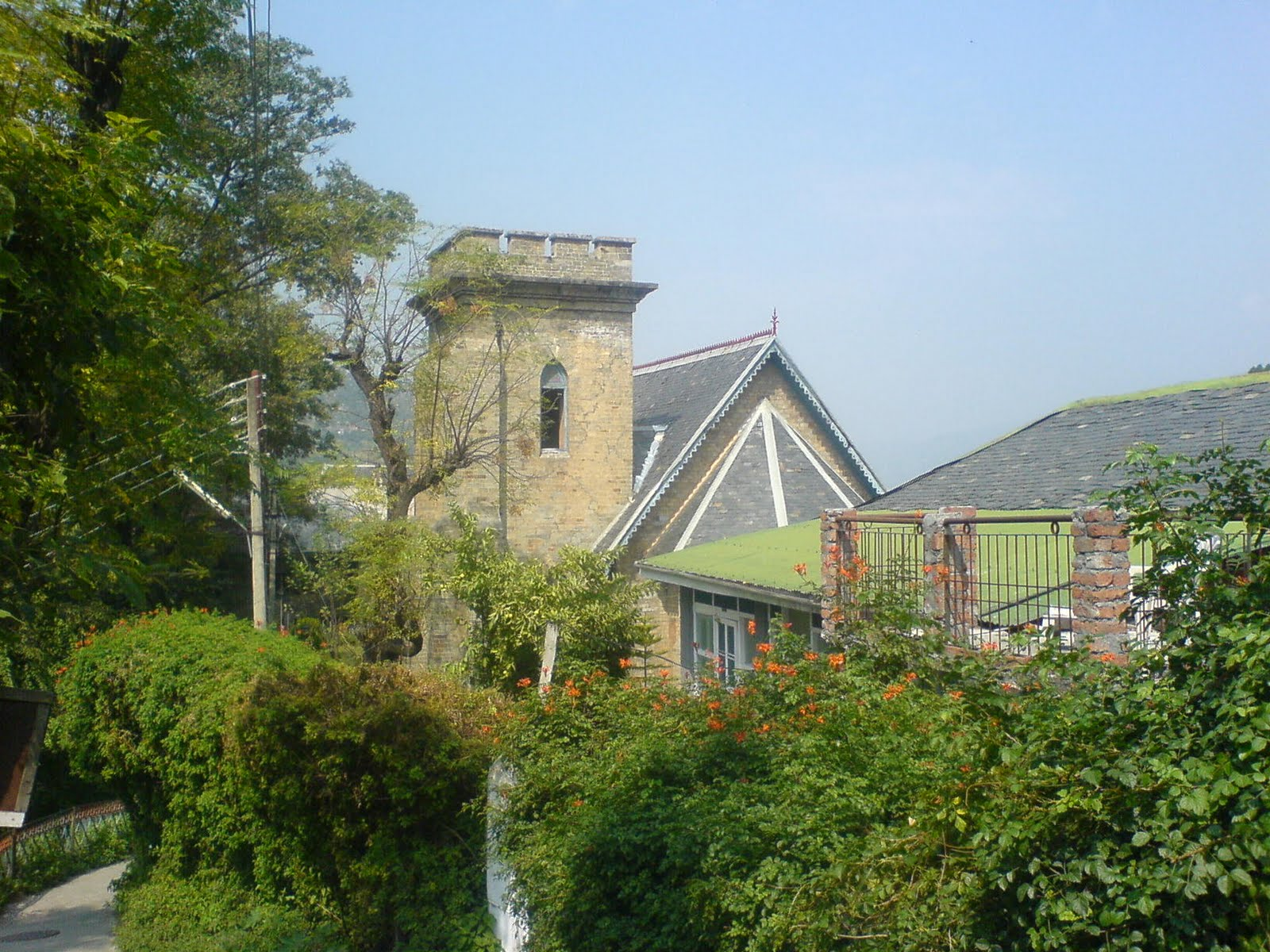 The Church Of Scotland A Presbyterian Known As St Andrews Was Established By First Missionary In Chamba Reverend William