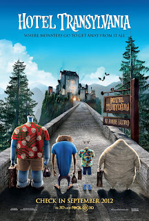 hotel Hotel Transylvania will be in theaters September 28th!!!!