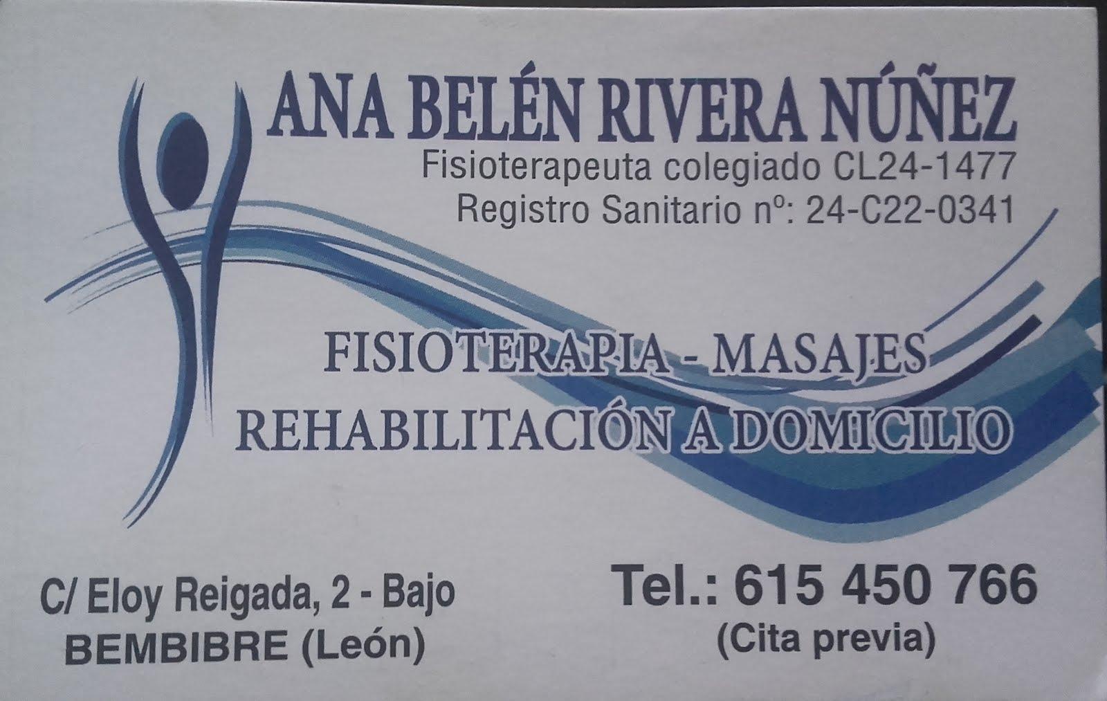 ANA BELEN  RIVERA