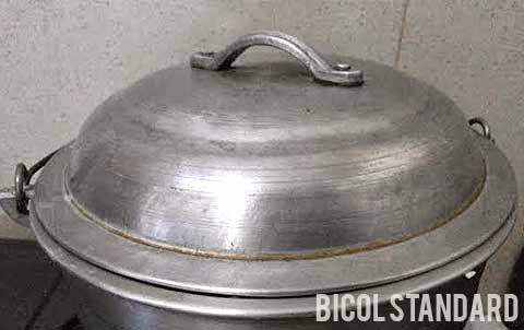 Bicol Standard stock photo