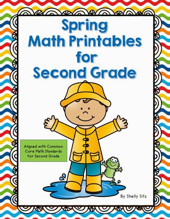 http://www.teacherspayteachers.com/Product/Spring-Math-Printables-1164448