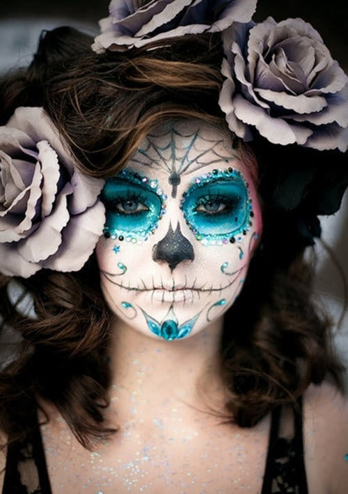 Ideas originales de maquillaje para Halloween