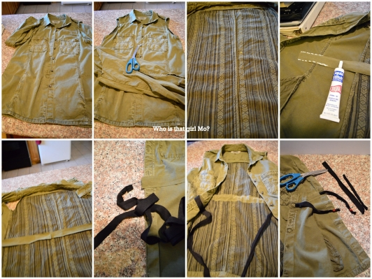 military vest diy {who is that girl mo?}