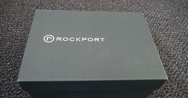 Rockport Men S City Stride Apron Toe Oxford