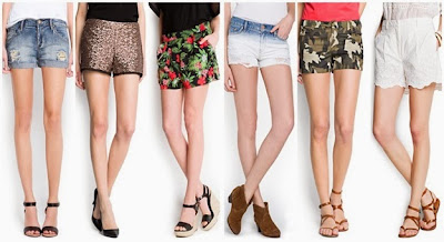 shorts, bermudas, short de verano.