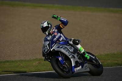 Pembalap MotoGP Pol Espargaro Juara Suzuka 8 Hours 2015