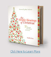 simple blessings of christmas published by simple truths