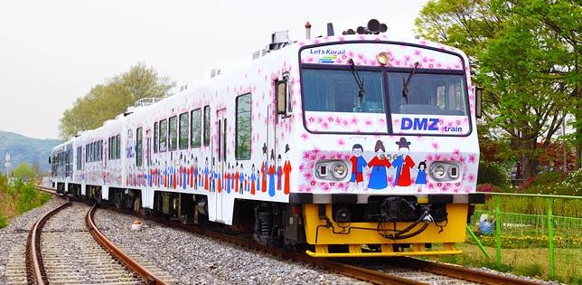 ท่องเที่ยวแนวใหม่ ด้วย DMZ-Train >> Click!