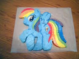 My Little Pony Friendship Is Magic Fan Blog Awesome Mlp BDay Cake