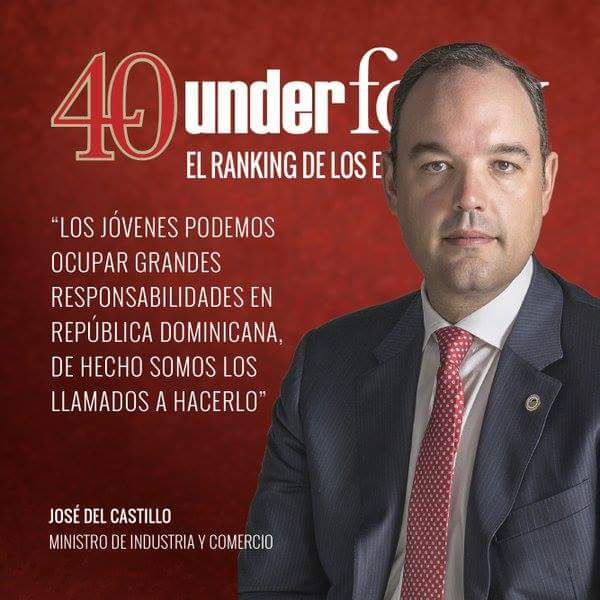 JOSE DEL CASTILLO SAVIÑON, GERENTE, EMPRENDEDOR, POLITICO Y...UN GANADOR