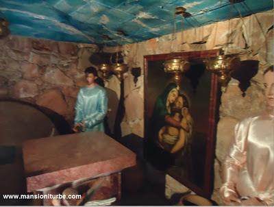 Tacámbaro: Replica del Santo Sepulcro