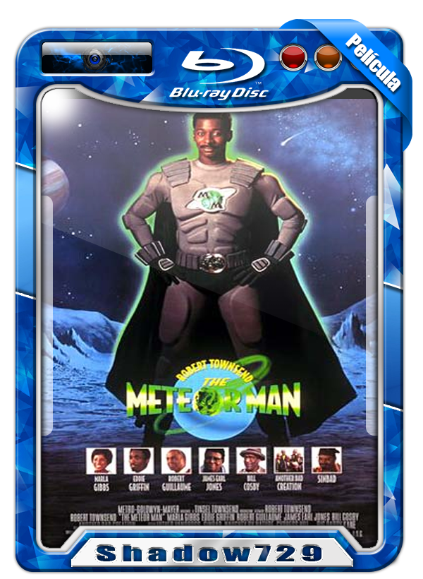 The Meteor Man (1993) | Meteorman 720p H264 Dual Mega