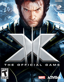 X Men The Official Game
