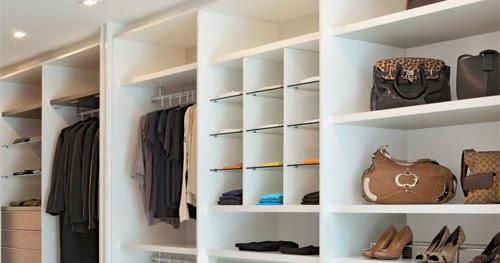 Como hacer un closet como organizar un for Tipos de closet para dormitorios