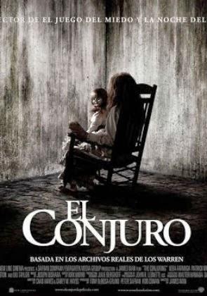 EL CONJURO (The Conjuring) (2013) Ver Online – Latino
