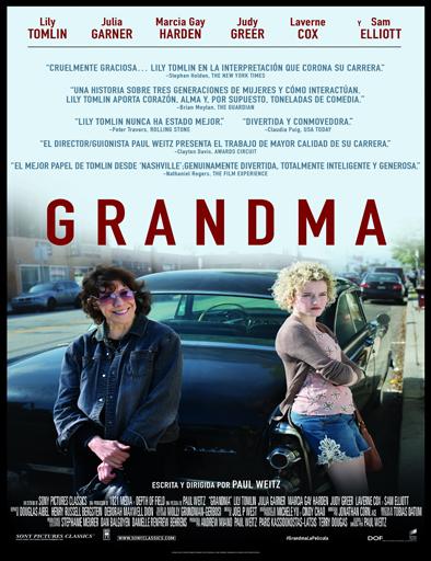 Ver Grandma (2015) Online