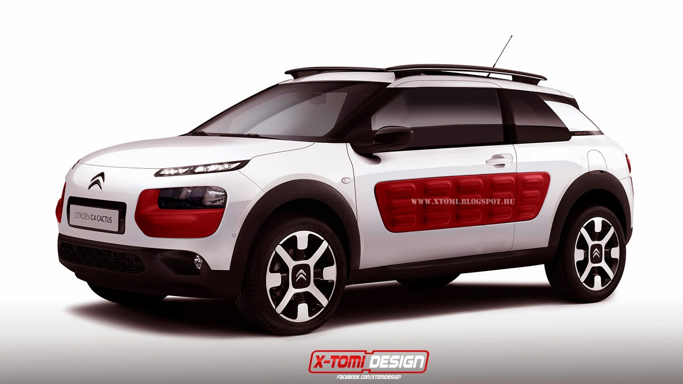 x tomi design citroen c4 cactus 3door. Black Bedroom Furniture Sets. Home Design Ideas
