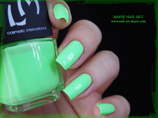 LM Cosmetic Green Apple Pop3