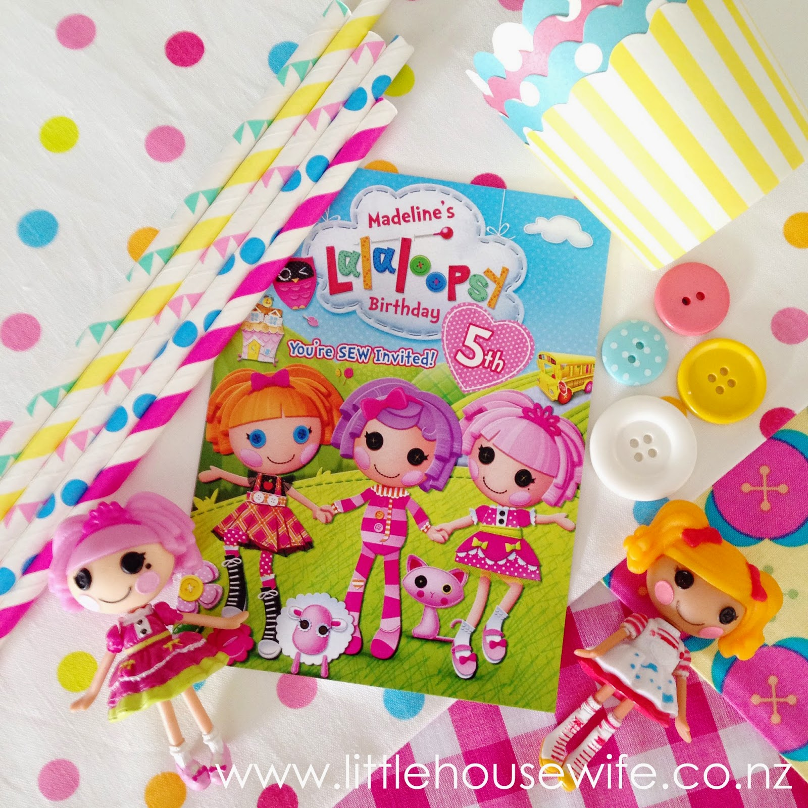 Little housewife lalaloopsy party she rattled off the names of no less than 25 yes 25 kids shed like to invite because turning 5 is a really big deal to her party eek filmwisefo