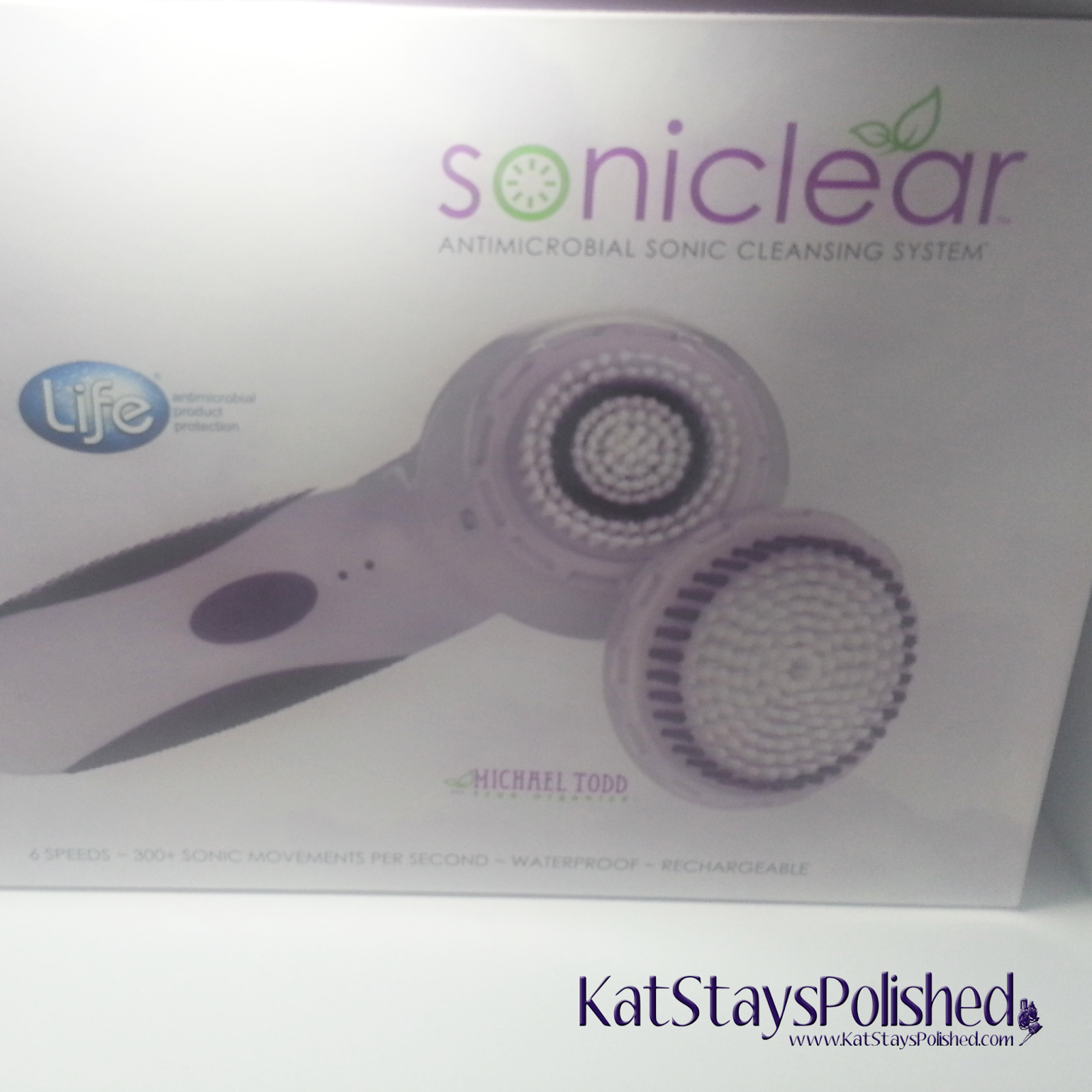 Michael Todd Soniclear | Kat Stays Polished