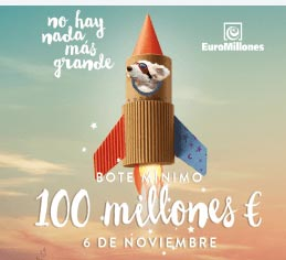 bote especial euromillones
