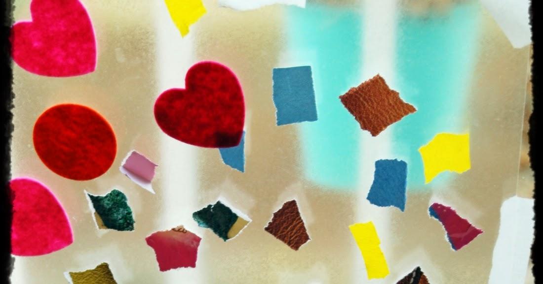 Una princesa guisante actividad vidriera de colores - Vidrieras de colores ...