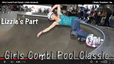 Lizzie Armanto, Girls Combi Pool Classic 2013, Skateboarding Video