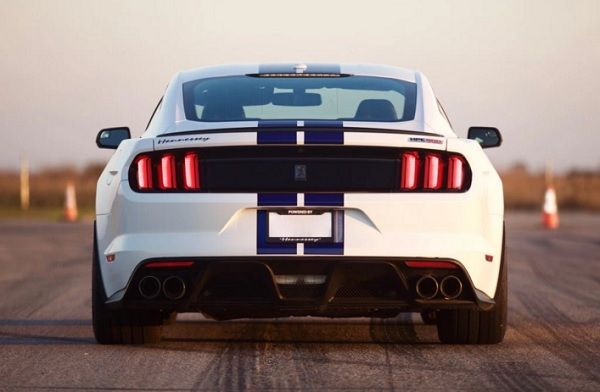 Hennessey Shelby Mustang GT350