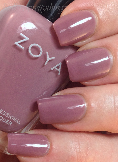Zoya Brigitte swatch and review