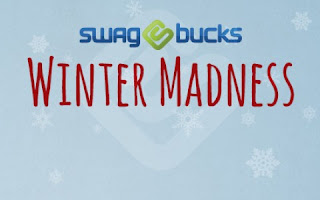 Join the festivities of the Swagbucks Winter Madness event!