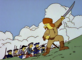 Where band name Jebediah comes from - Simpsons - Jebediah Springfield
